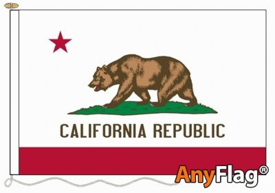 - CALIFORNIA ANYFLAG RANGE - VARIOUS SIZES